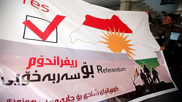 Ankara szankciókkal fenyeget a kurd függetlenedési népszavazás miatt