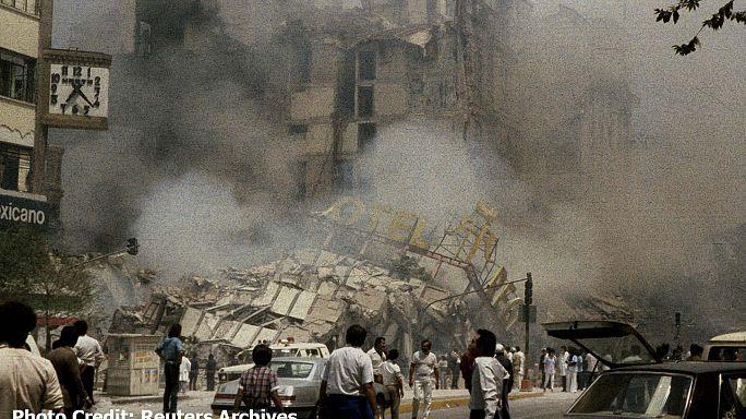 Mexiko: Traumatische Erinnerung an das Erdbeben von 1985