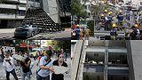 بالصور: دمار في المكسيك جراء الزلزال العنيف الذي هز وسط البلاد
