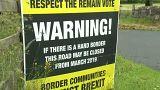 ЕС против восстановления ирландской границы