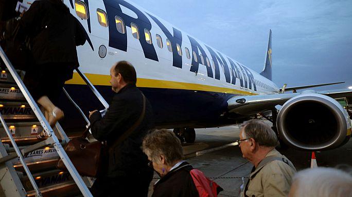 Chaos bei Ryanair: Passagiere auch online blockiert