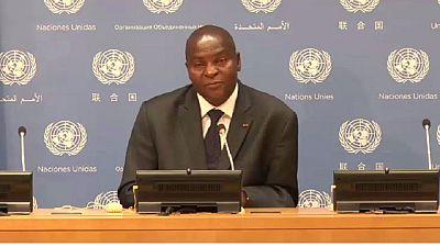"""""""La Centrafrique ne veut pas être oubliée"""" le président Touadéra"""