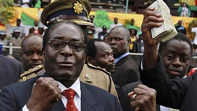 Mugabe family on spending spree as dad 'naps' at UN General Assembly