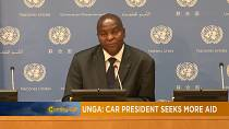 CAR wants more from UN, international community [The Morning Call]