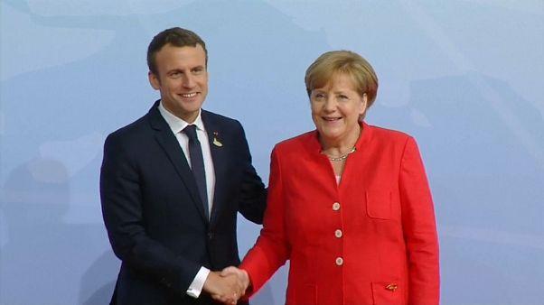 Macrons Offensive: Eine Grundsatzrede zur EU, gleich nach der Bundestagswahl