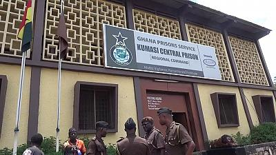 'Anti-sodomy police' formed in Ghana prison as gay suspects suffer beatings