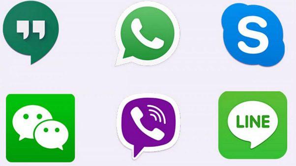 رفع الحظر على مكالمات الانترنت في السعودية