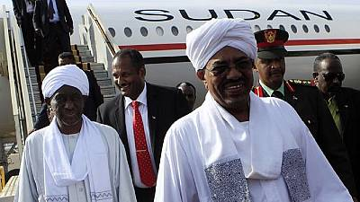 Sudanese president visits Darfur ahead of U.S. sanctions decision