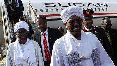 Sudanese president visits Darfur ahead of U.S. sanctions decision