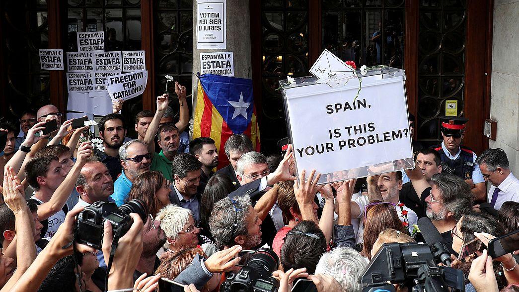 Come siamo arrivati a questo punto? Tutto quello che c'è da sapere sul referendum catalano