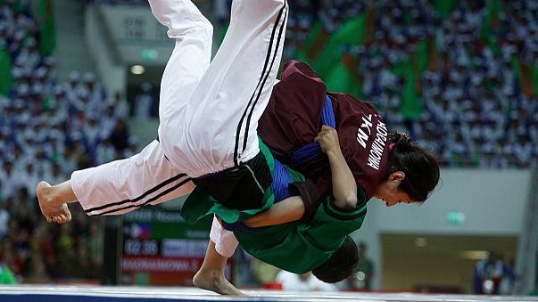 Giochi asiatici e arti marziali indoor: il Turkmenistan domina il medagliere