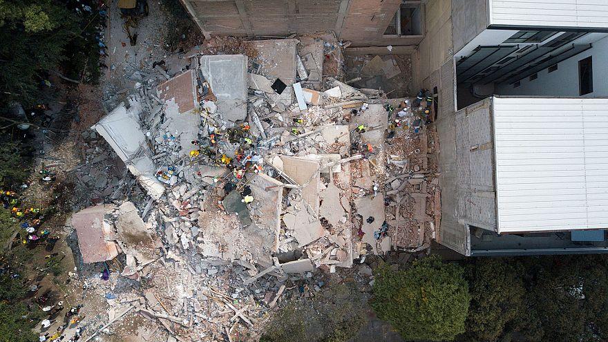 Chronik der tödlichsten Erdbeben in Mexiko seit 1985