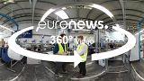 """360° Videos - Menschen zur Bundestagswahl: """"Mit der Politik von Frau Merkel zufrieden"""""""