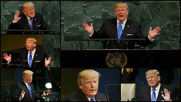 از خطر جنگ و دور شدن از دیپلماسی در سخنرانی ترامپ تا واکنش هیلاری کلینتون