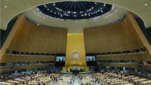 قدرتهای اتمی معاهده منع استفاده از تسلیحات هسته ای را امضاء نکردند