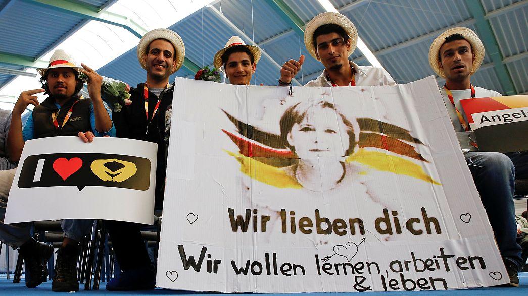 Ситуация с беженцами в ФРГ: тогда и сейчас