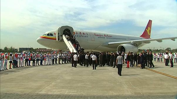 Il primo A330-200 per la Cina