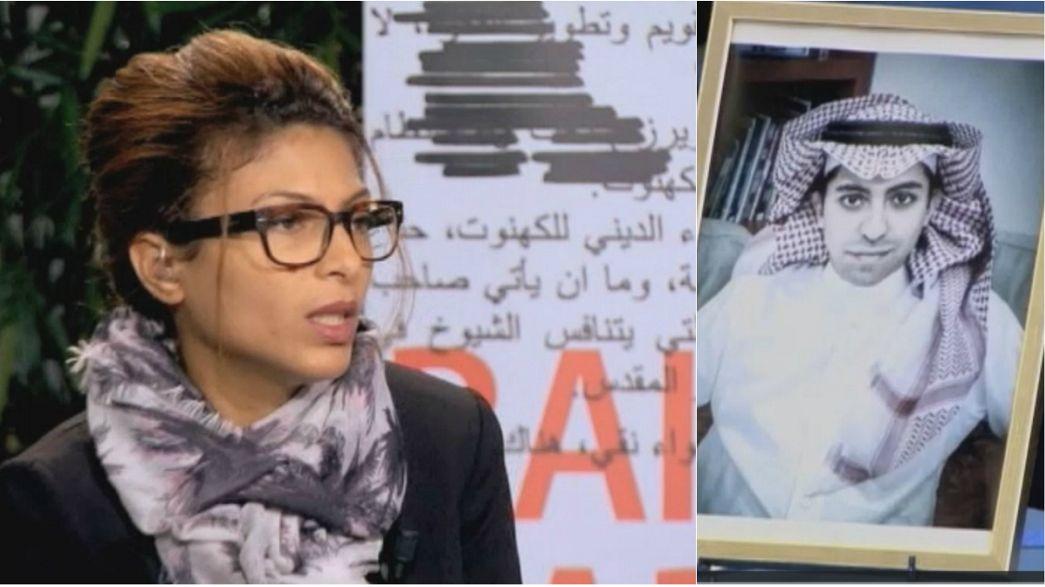 زوجة مدوّن مسجون تشكو السعودية إلى الأمم المتحدة
