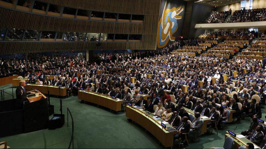 بازتاب تحریف سخنرانی دونالد ترامپ در سازمان ملل توسط تلویزیون ایران
