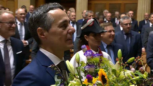 Arzt Ignazio Cassis in Schweizer Regierung gewählt