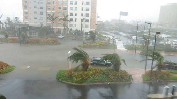 Maria devasta Portorico