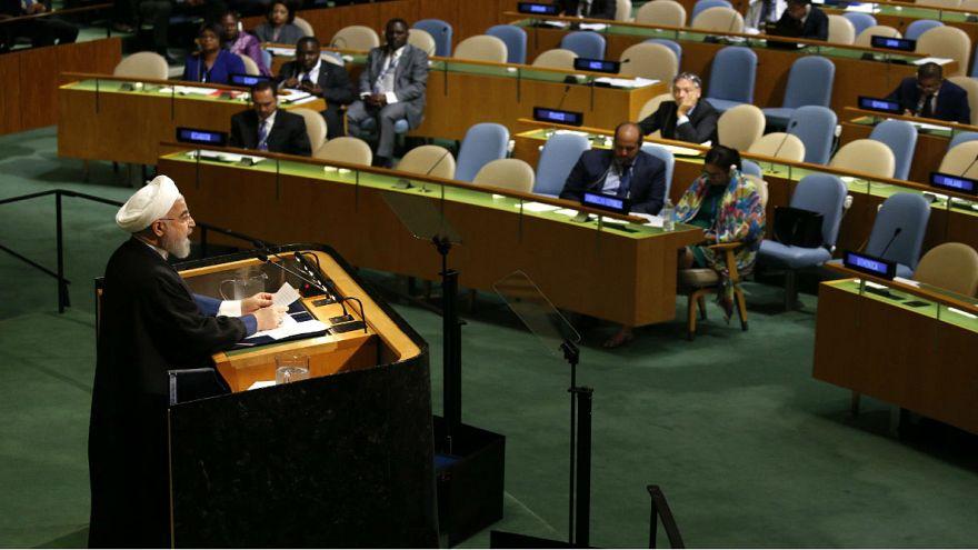 حسن روحانی در سازمان ملل چه گفت؟