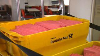 Alemania: a la conquista del voto anticipado