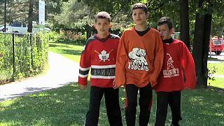 Canada : l'intégration par le hockey