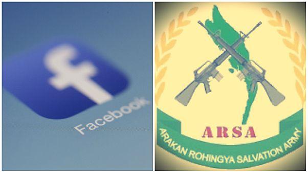 فیس بوک حساب کاربری و مطالب فعالان طرفدار مسلمانان روهینگیا را حذف کرد