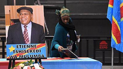 RDC : l'enterrement d' Etienne Tshisekedi en question