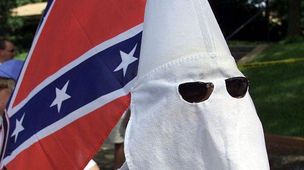 South Carolina fifth graders asked to justify actions of K.K.K.