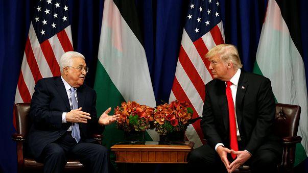 عباس: السلام في الشرق الأوسط أقرب بمشاركة ترامب
