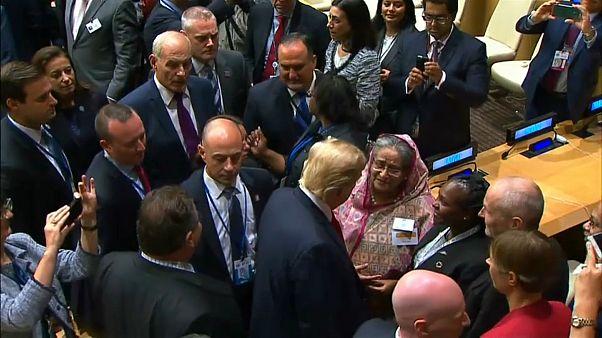Bangladeş Başbakanı Sheikh Hasina: Trump'a daha ne sorabilirim ki?