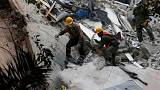 Rescue efforts underway after second deadly Mexico earthquake