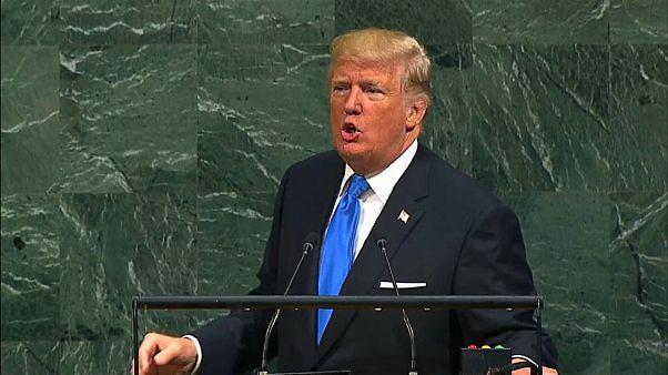 أخطر 40 كلمة في خطاب ترامب في الأمم المتحدة