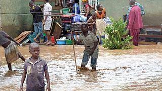 RDC : 12 morts et 92 diparus dans une inondation dans l'est
