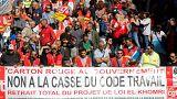 Macron : test social, acte deux
