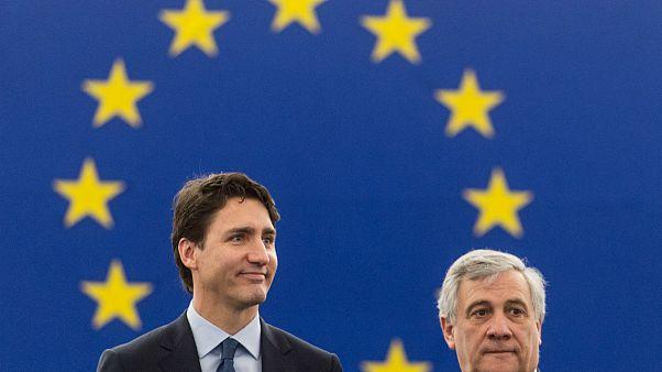 Αλλάζει ο χάρτης του εμπορίου-Τίθεται σε προσωρινή ισχύ η συμφωνία CETA