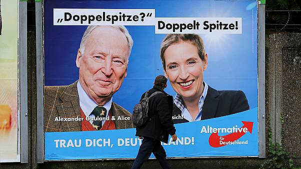 Todas las miradas se centran en Alternativa para Alemania