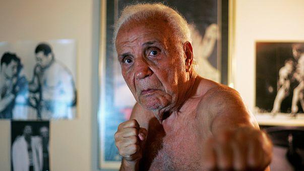 Jake LaMotta perd son dernier combat