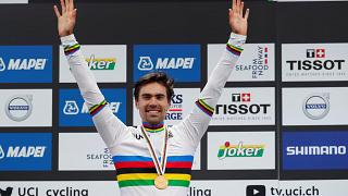 Ciclismo: Dumulin piglia tutto, vince anche il titolo mondiale crono individuale