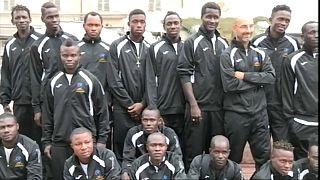 ولادة فريق كرة قدم من طالبي اللجوء في بيزارو الإيطالية