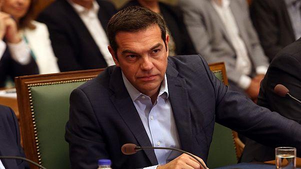 Αλ. Τσίπρας: «Οδηγούμε με ασφάλεια τη χώρα στην έξοδο από την κρίση»
