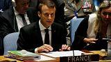 """Macron Rohingya krizi için """"soykırım"""" dedi"""