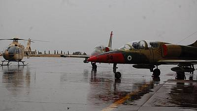 Biafra agitation: Nigeria Air Force joins operation 'Python Dance' in southeast