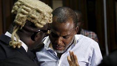 Pro-Biafra group declared 'terrorist and illegal' entity by Nigerian court