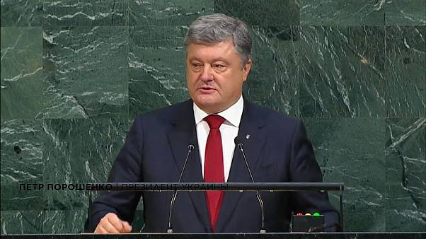 «Όχι» Ποροσένκο στην πρόταση της Μόσχας
