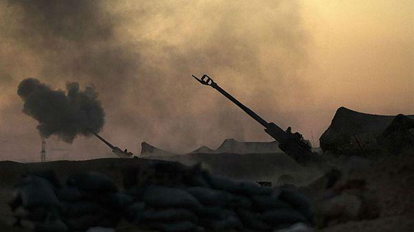 آغاز 'نبرد حویجه' در آستانه برگزاری همهپرسی استقلال اقلیم کردستان عراق