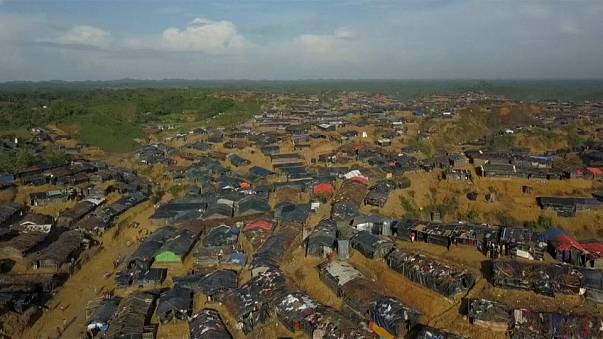 Rohingya crisis: Myanmar Vice President says situation has 'improved' but concerns raised over ongoing exodus to Bangladesh