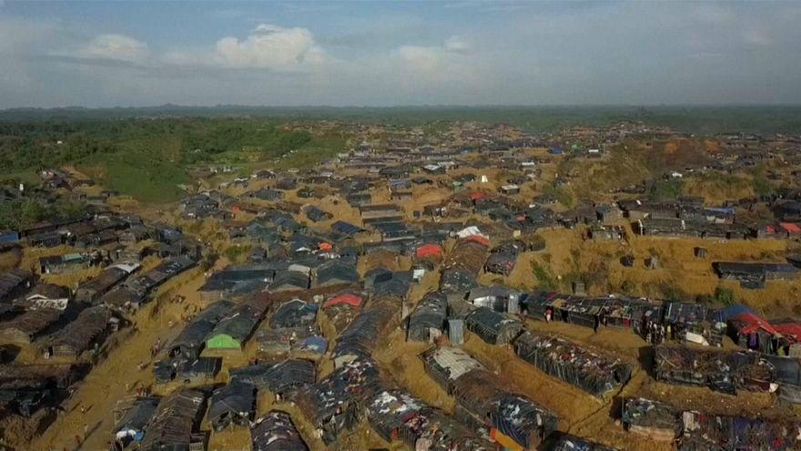 Trump exige solução para os Rohingya